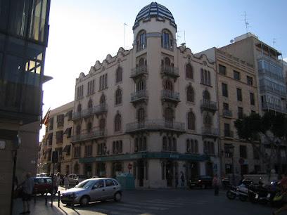 Edificio de la Mutua