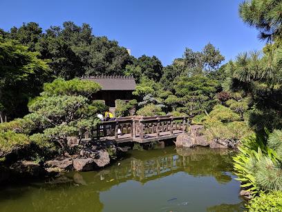 Hayward Japanese Gardens