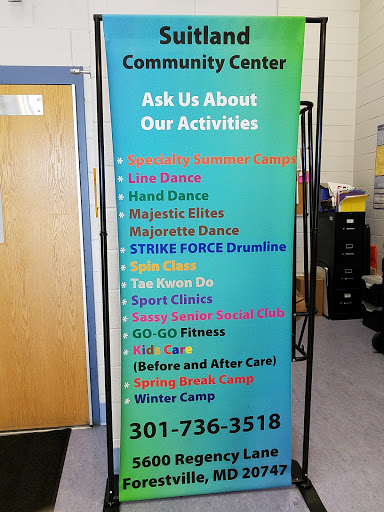 Recreation Center «Suitland Community Center», reviews and photos, 5600 Regency Ln, District Heights, MD 20747, USA