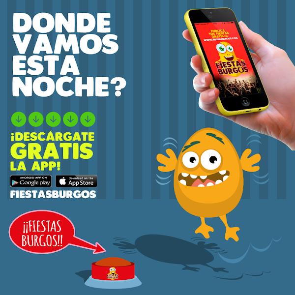 Fiestas Burgos - App FiestasBurgos.com