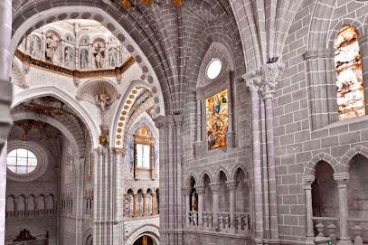 Cathedral Santa Maria de la Huerta