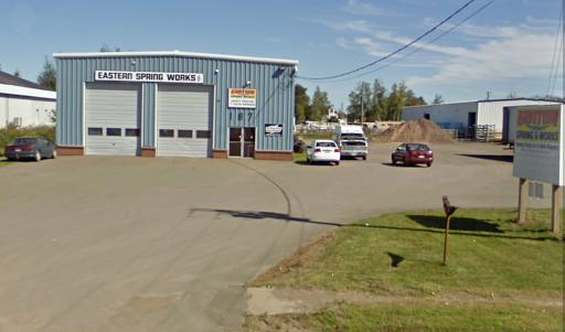 Réparation de camion Eastern Spring Works Inc à Moncton (NB)   AutoDir
