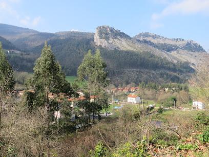 Vía Verde Castro-Traslaviña / Senda Santullan