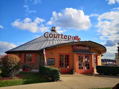 photo du restaurant Courtepaille