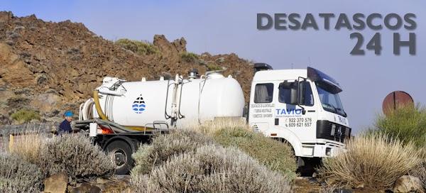 Tavio Desatascos y Servicios Ecológicos de Tenerife