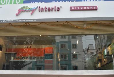 Godrej Interio KitchensSecunderabad
