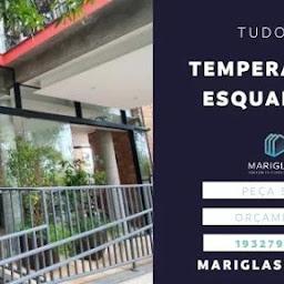 Mariglass Vidraçaria - Alumínios e temperados