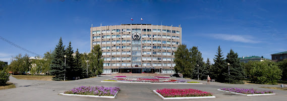 Government office Administration of the city of Orsk
