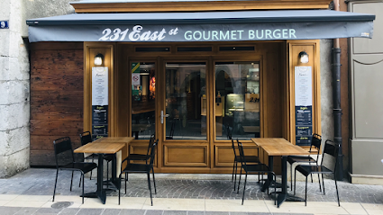 photo du restaurant 231 East Street - Finest burger ever