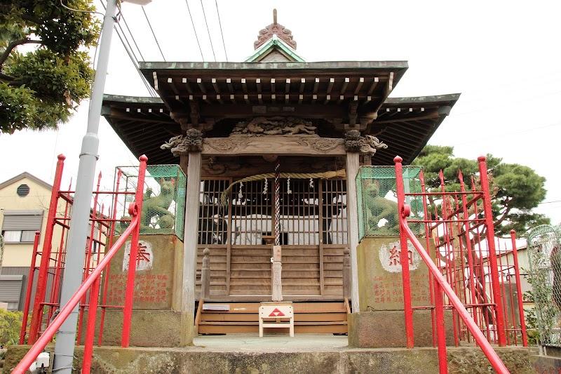 北條稲荷神社