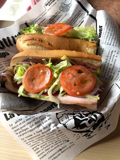 Le Baldaquin (Sandwichs & Tartares)