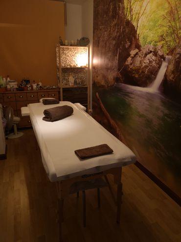 imagen de masajista Terapias Ivone