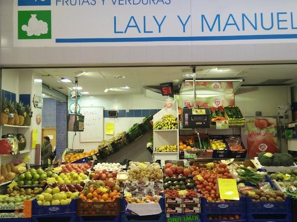 Frutas Lali Y Manuel