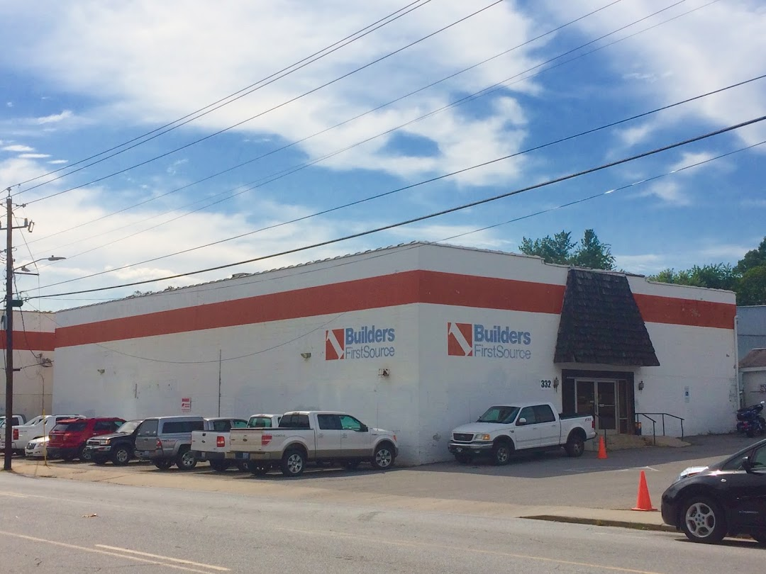 Builders FirstSource in the city Asheville