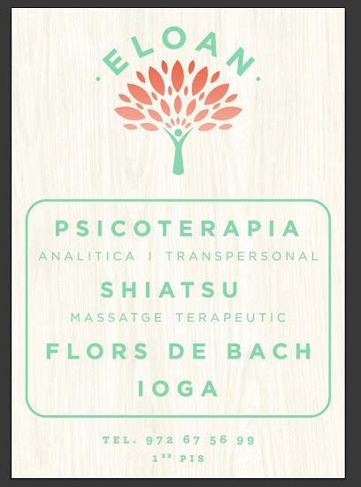 imagen de masajista Eloan, Centre de Ioga, Psicoterapia i Shiatsu
