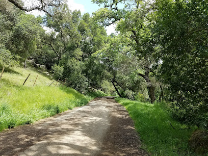 Almaden Quicksilver County Park, Mine Hill Trailhead
