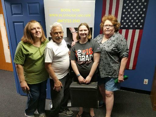 Amusement Center «No Escape Room», reviews and photos, 1501 W Dundee Rd #103, Buffalo Grove, IL 60089, USA