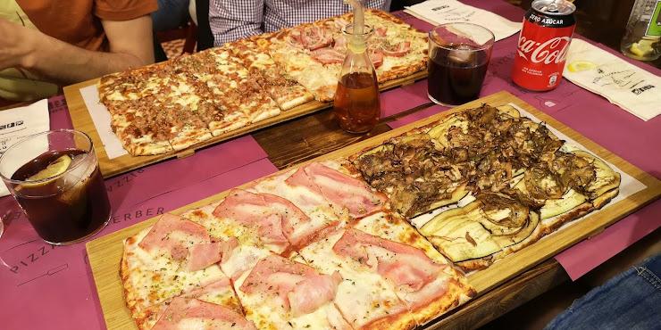 LAS PIZZAS D´HERBER Caldes de Montbui Avinguda de Pi i Margall, 121, 08140 Caldes de Montbui, Barcelona