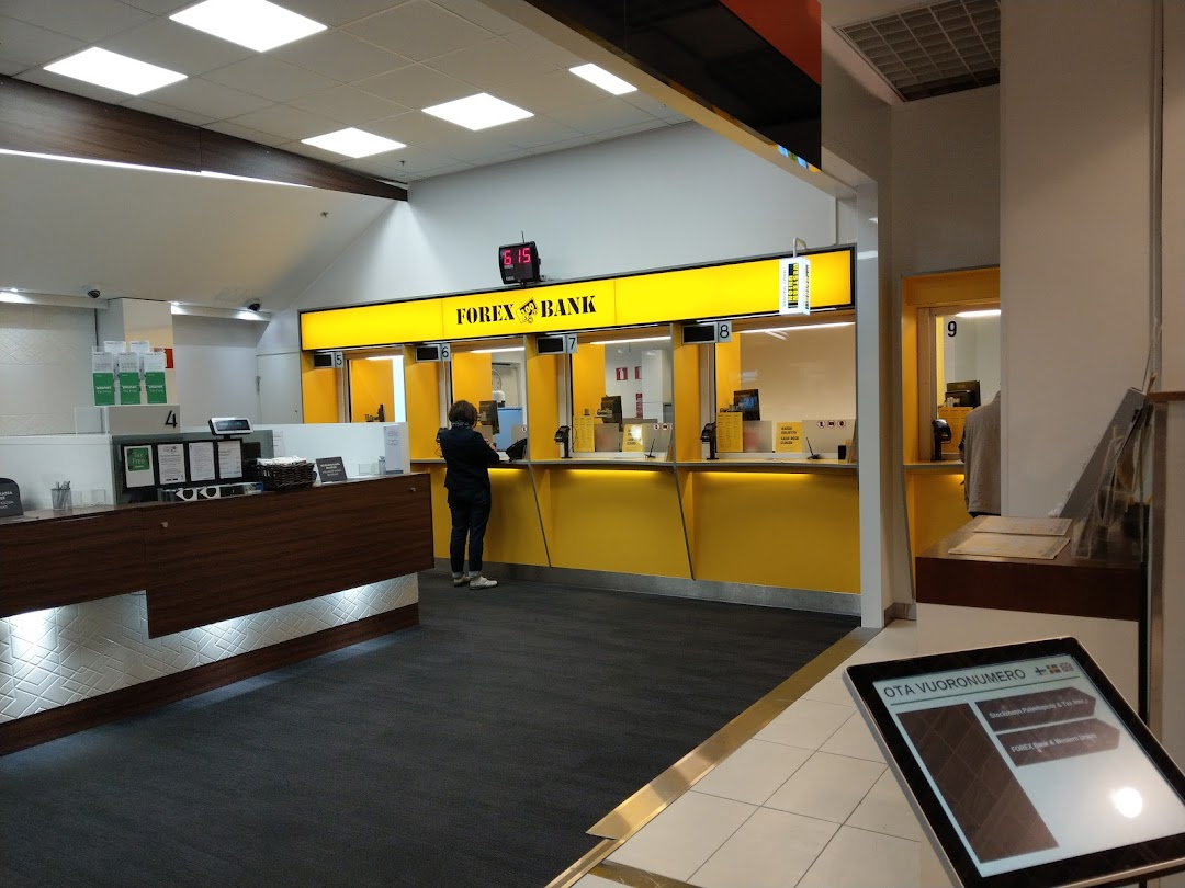 forex bank tampere