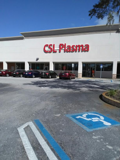 CSL Plasma, 2041 George Jenkins Blvd, Lakeland, FL 33815, Blood Donation Center