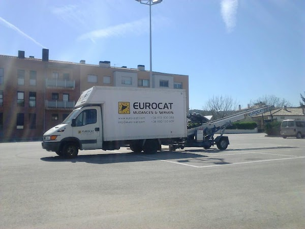 Eurocat mudances Girona