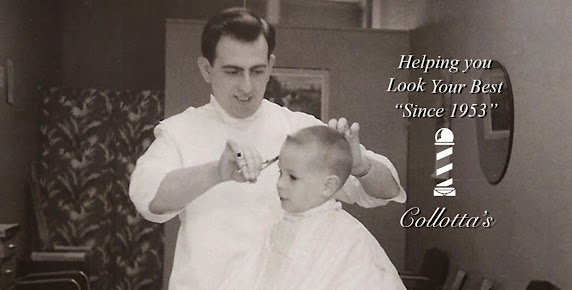 Collotta's Barber Shop and Hair Styling - Vinny Collotta, Peter Collotta and Fred Collotta