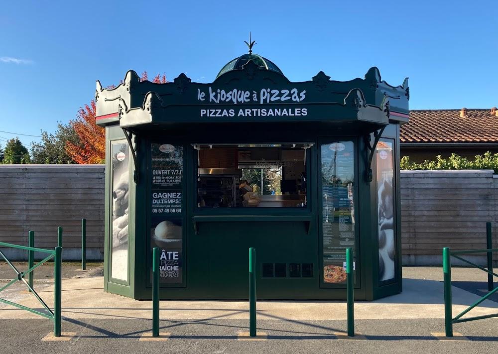 photo du resaurant Le Kiosque à Pizzas