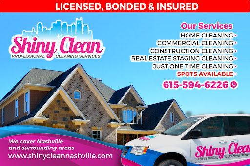 SHINY CLEAN NASHVILLE in Spring Hill, Tennessee