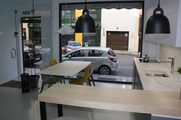 Cocinas Santos Badajoz - Aytosa Studio