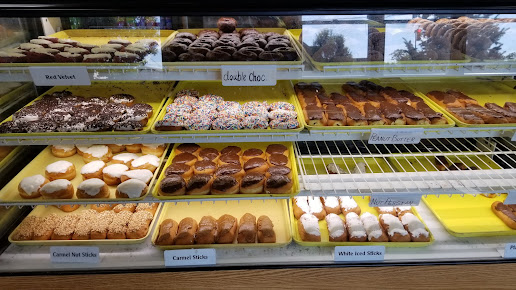 Bill's Donut Shop