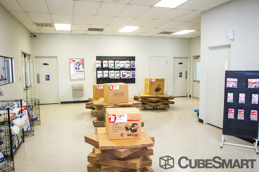 CubeSmart Self Storage, 903 Industrial Ave, Copperas Cove, TX 76522, Self-Storage Facility