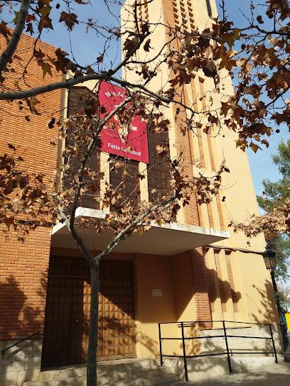 Parroquia de San Roque - Almansa
