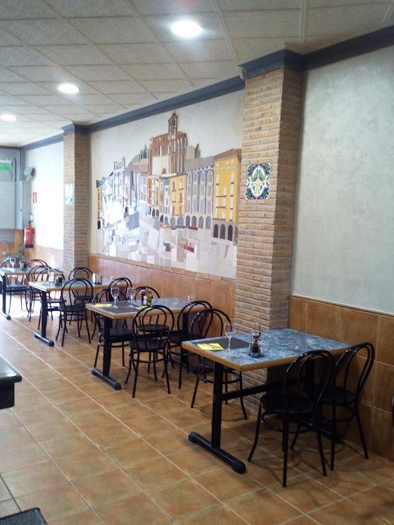 Restaurant Els Tres Fogons Carrer d'Urgell, 37, 25600 Balaguer, Lleida