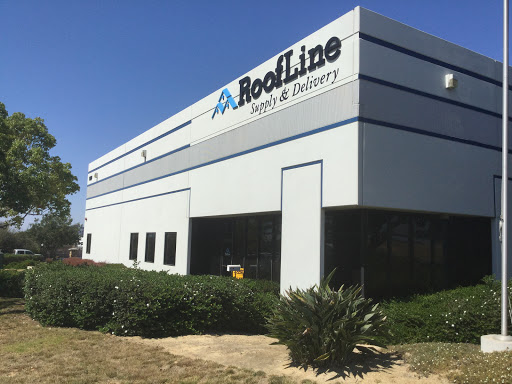 Roof Line Supply & Delivery in San Diego, California