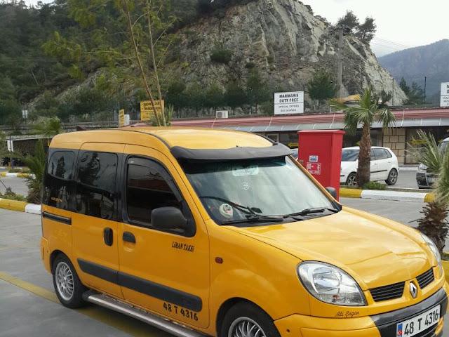 Marmaris Liman Taxi