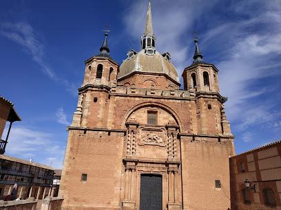 Iglesia del Cristo de San Carlos del Valle