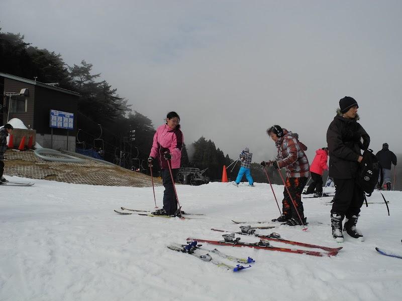 スノー パーク 六甲山