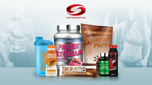 ScitecShop.ro Sports Nutrition