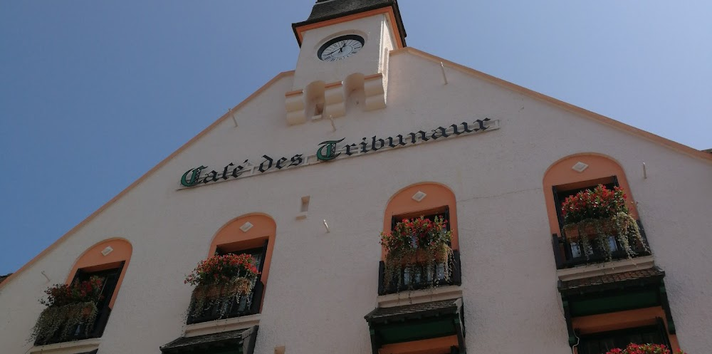 photo du resaurant Café des Tribunaux
