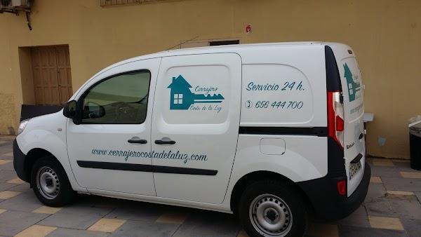 Cerrajero Costa De la Luz 24H