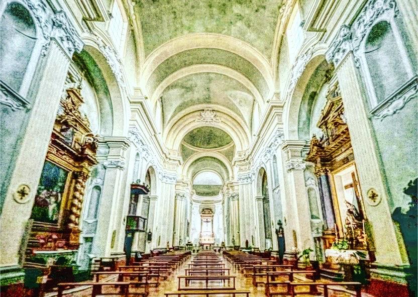 Chiesa di Santa Maria dei Servi o Santuario dellAddolorata