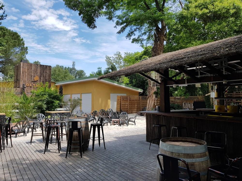 photo du resaurant Les Jardins de l'Olympe