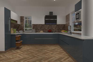 Modular Kitchen CompanyHindupur