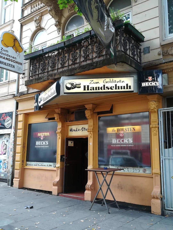 Zum Goldenen Handschuh in der Stadt Hamburg
