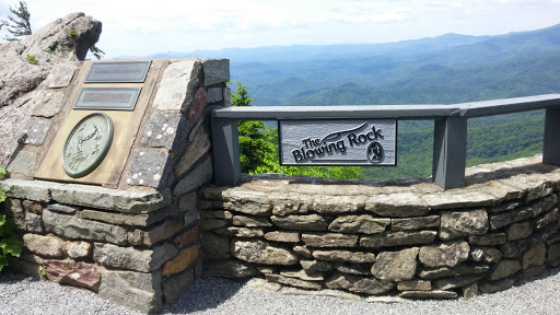 Tourist Attraction «The Blowing Rock», reviews and photos, 432 The Rock Rd, Blowing Rock, NC 28605, USA