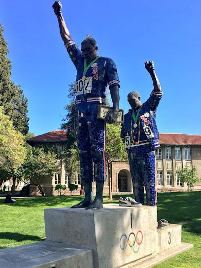Olympic Black Power Statue