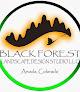 Black Forest Landscape Design logo