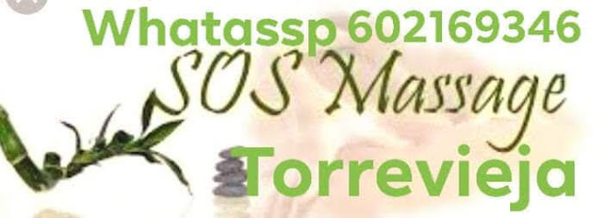 imagen de masajista SOS Torrevieja Masajes
