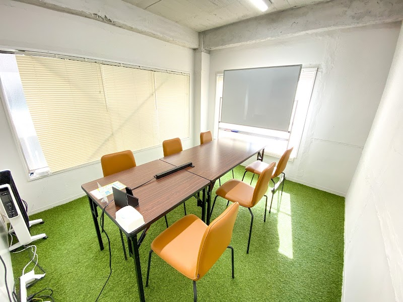 Ray Terrace(レイテラス)品川のコワーキングスペース・貸し会議室