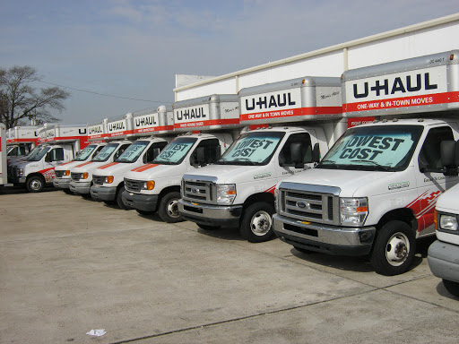 Truck Rental Agency «U-Haul Moving & Storage of Katy», reviews and photos